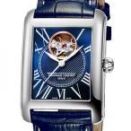 フレデリック・コンスタント クラシック・カレ オートマチック ハートビート 日本限定 FC-310MN4S36 ネイビー文字盤 メンズ 腕時計 新品