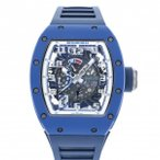 リシャール・ミル その他 オートマティック デクラッチャブルローター 世界限定100本 RM030 EMEA グレー文字盤 メンズ 腕時計 新品