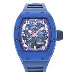 リシャール・ミル その他 オートマティック パリ・サンジェルマン 世界限定100本 RM030 PSG グレー文字盤 メンズ 腕時計 新品