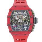 リシャールミル RM011-03 RM011-03 スケルトン文字盤 メンズ 腕時計 新品