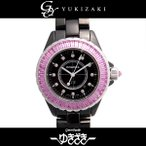 シャネル J12 H1673 ブラック文字盤 レディース 腕時計 新品