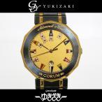 コルム CORUM アドミラルズカップ  99.810.31V552 ゴールド文字盤 メンズ 腕時計 中古