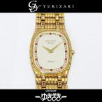 ウォルサム WALTHAM ブレスダイヤ・サファイア シルバー文字盤 アンティーク 腕時計 メンズ