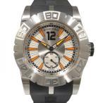 ロジェ・デュブイ イージーダイバー RDDBSE0256 シルバー文字盤 メンズ 腕時計 新品
