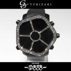 ジェイコブ ゴースト ベゼルダイヤ JC-GST-WHD2.9 ブラック文字盤 メンズ 腕時計 新品