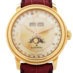 ブランパン BLANCPAIN レマン ムーンフェイズ 生誕260周年記念 世界限定260本 B2653-3318-A53 シルバー文字盤 メンズ 腕時計 中古