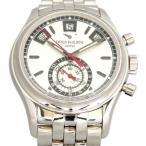 パテック フィリップ アニュアルカレンダー クロノグラフ 5960/1A-001 シルバー文字盤 メンズ 腕時計 中古