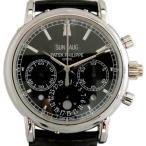 パテック・フィリップ 5204P-011 ブラック文字盤 メンズ 腕時計 新品