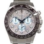 ロレックス コスモグラフ デイトナ 116506 全面ダイヤ文字盤 メンズ 腕時計 新品