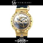ユリス・ナルダン ULYSSE NARDIN アストロラビウム ガリレオガリレイ 911-22 グレー/シルバー文字盤 中古 腕時計 メンズ