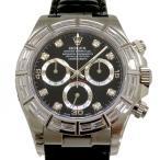 ロレックス コスモグラフ デイトナ 116589BR ブラック文字盤 メンズ 腕時計 新品