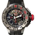 リシャールミル オートマティック クロノグラフ ダイバー RM032 スケルトン文字盤 メンズ 腕時計 新品