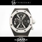 オーデマ・ピゲ ロイヤルオーク コンセプト GMT トゥールビヨン 26580IO.OO.D010CA.01 ブラック文字盤 メンズ 腕時計 新品