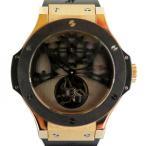 ウブロ ビッグバン バットバン トゥールビヨン  305.PM.0002.RX  スケルトン文字盤 メンズ 腕時計 新品