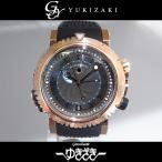 ブレゲ マリーン ロイヤル 5847BR/Z2/5ZV ブラック文字盤 メンズ 腕時計 中古