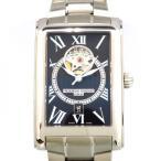 フレデリック・コンスタント クラシック・カレ ハートビート 315BS4C26B ブラック文字盤 メンズ 腕時計 新品