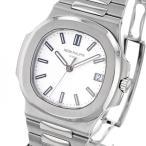 パテック フィリップ ノーチラス 5711/1A-011 ホワイト文字盤 メンズ 腕時計 中古