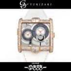 ハリー・ウィンストン アヴェニュースクエアード AVSATZ45RR001 シルバー文字盤 メンズ 腕時計 未使用品