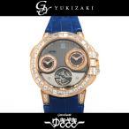 ハリー・ウィンストン オーシャン トゥールビヨン 世界10本限定 400/MATTZ45R グレー/シルバー文字盤 メンズ 腕時計 未使用品