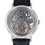 ブレゲ 5335PT/42/9W6 グレー文字盤 メンズ 腕時計 中古