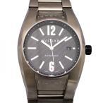 ブルガリ エルゴン EG40BSSD/N ブラック文字盤 メンズ 腕時計 新品