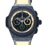 ウブロ キングパワー ウサイン ボルト 世界限定250本 703.CI.1129.NR.USB12 ブラック文字盤 メンズ 腕時計 新品