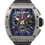 リシャールミル RM011 RM011 スケルトン文字盤 メンズ 腕時計 中古