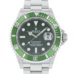 ロレックス サブマリーナ デイト 16610 ブラック文字盤 メンズ 腕時計 中古