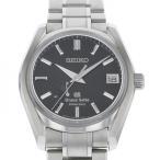 セイコー その他 グランドセイコー スプリングドライブ 世界限定700本 9R65-0BZ0 ブラック文字盤 メンズ 腕時計 中古
