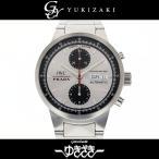 IWC GSTクロノ プラダ 2000本限定 IW370802 シルバー文字盤 メンズ 腕時計 中古