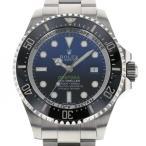 ロレックス シードゥエラー ディープシー 116660 Dブルー文字盤 メンズ 腕時計 中古