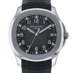 パテック・フィリップ 5167A-001 ブラック文字盤 メンズ 腕時計 中古