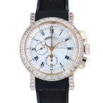ブレゲ 5829BR/8D/9ZU DD0D ホワイト文字盤 メンズ 腕時計 中古