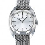 ウォルサム WALTHAM シルバー文字盤 中古 腕時計 レディース