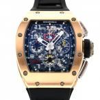 リシャール・ミル その他 RM011AJRG シルバー文字盤 メンズ 腕時計 中古