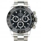 ロレックス デイトナ 116500LN ブラック文字盤 メンズ 腕時計 中古