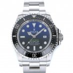 ロレックス シードゥエラー ディープシー Dブルー 126660 Dブルー文字盤 メンズ 腕時計 中古