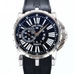 ロジェ・デュブイ エクスカリバー EX42.77.99.71R ブラック文字盤 メンズ 腕時計 中古