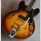 〔新品〕Gibson〈ギブソン〉 Memphis 1961 ES-330TD Figured VOS Vintage Burst S/N Q1021 6   [Limited Run]