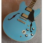 Gibson〈ギブソン〉 Memphis 1964 ES-345 TD Frost Blue VOS 2016 S/N 60532 [限定モデル]