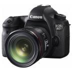 デジタル一眼レフカメラ Canon キヤノン EOS 6D EF24-70L IS USM レンズキット 展示品