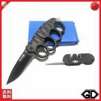 COLDSTEEL コールドスチール フォールディング(折りたたみ)ナイフ & マルチシャープナー