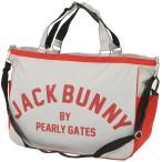 ジャックバニー バイ パーリーゲイツ Jack Bunny!! by PEARLY GATES トートバッグ 262-0981900 トートバッグ