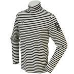 パーリーゲイツ PEARLY GATES ボーダー長袖シャツ 053-6266805 長袖シャツ・ポロシャツ