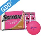 ダンロップ SRIXON スリクソン ソフトフィール ボール レディス 2014年モデル ボール