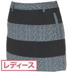 キャロウェイゴルフ Callaway Golf ゴルフウェア レディス スカート ツイードプリント×無地タフタ切替中綿スカート 241-225886 スカート