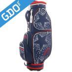 ショッピングキャディバッグ キャロウェイゴルフ Callaway Golf HAPPY カートキャディバッグ 16JM レディス キャディバッグ