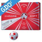 キャロウェイゴルフ CHROM SOFT クロムソフトボール TRUVIS ボール