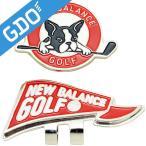 ニューバランス New Balance ラウンド小物 METRO フラッグ ボストンテリアクリップマーカー 012-7984502 ブラック 010