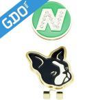 ニューバランス New Balance ラウンド小物 METRO ボストンテリア Nラインストーンクリップマーカー 012-7984503 イエロー 061